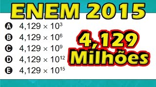 (Enem 2015/2016) Questão 153 Resolvida Matemática (Gabarito/Correção)