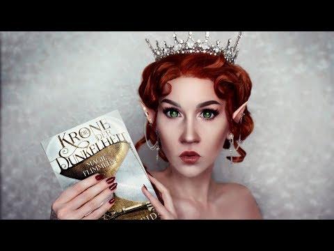 Magieflimmern YouTube Hörbuch Trailer auf Deutsch