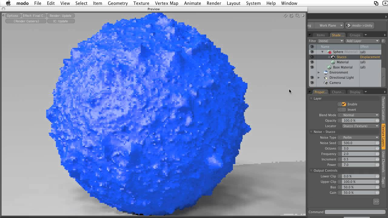Creating Displacement Maps   YouTube
