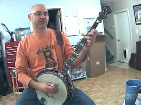 LOTW - Banjo lessons: Vamping (Part 1)