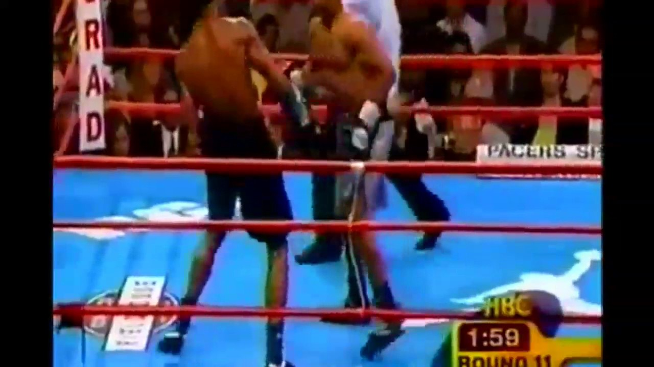 Бокс рой джонс лучшие нокауты