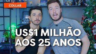 COMO ELE CONSEGUIU 1 MILHÃO DE DÓLARES AOS 25 ANOS?   c/ Caio Carneiro