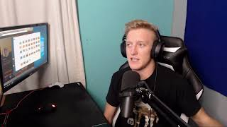 tfue reveals his car
