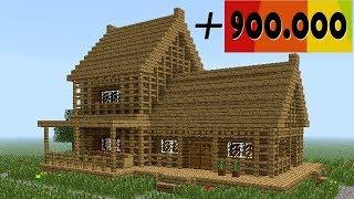 5 Dakikada Minecraft'ta Ev Nasıl Yapılır?