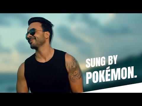 Despacito Sung By Pokemon