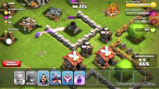 let's play clash of clans #Folge 2 hoch die pokale