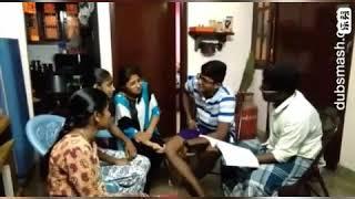 Pollathavan comedy scene dubsmash