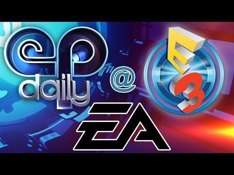 E3 2017 with Electric Playground - EA Press Conference