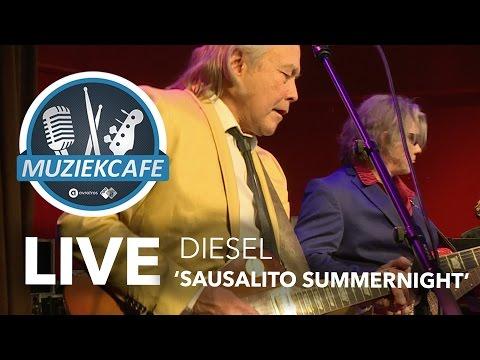 Diesel - 'Sausalito Summernight' live bij Muziekcafé
