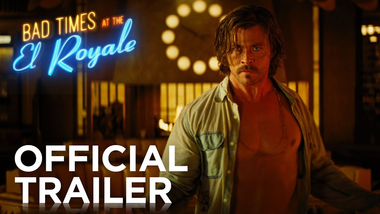 Chance To Win Bad Times At The El Royale Goodies