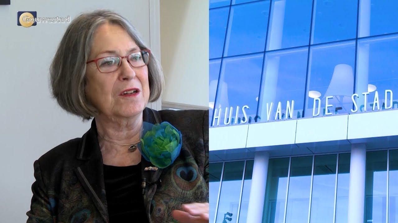 Kennismaking wnd Burgemeester van Gouda