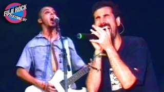 System Of A Down - Chop Suey! live【Fuji Rock | 60fps】