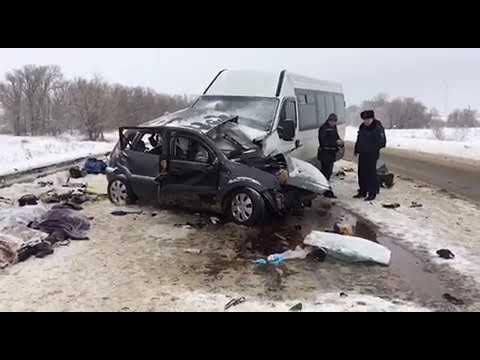 Авария в Воскресенском районе, погибли 4 человека