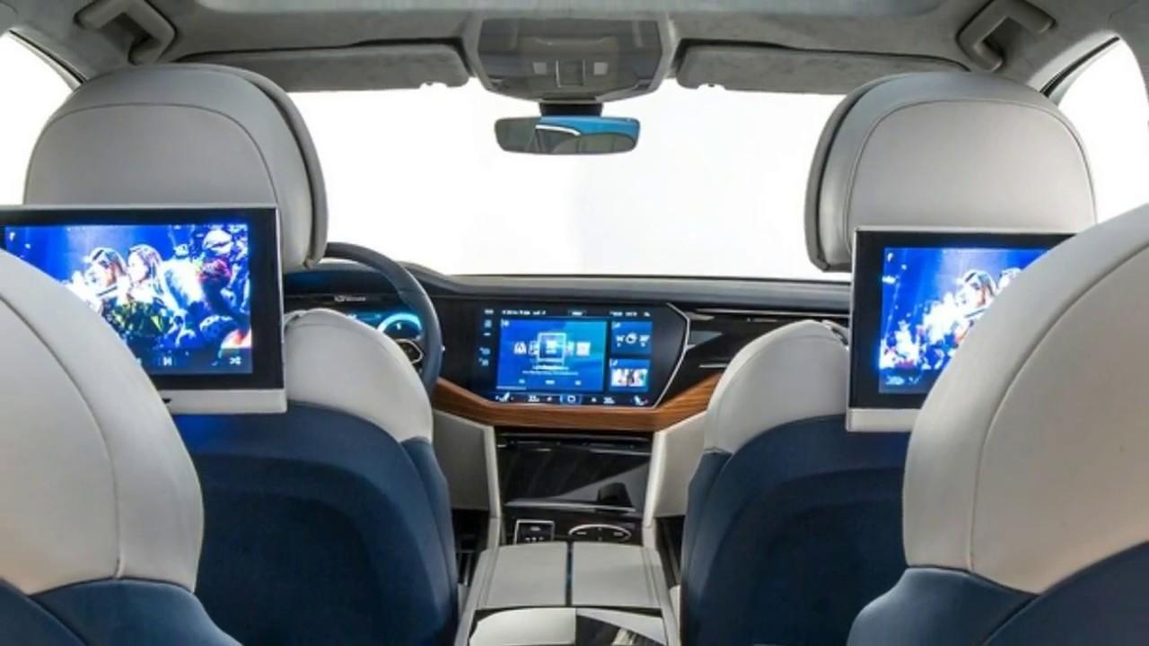 2018 volkswagen touareg. fine 2018 new 2018 volkswagen touareg suv interior details to volkswagen touareg