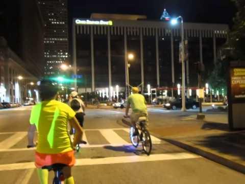 AHA! Cleveland - Light Ride  GG9 2014