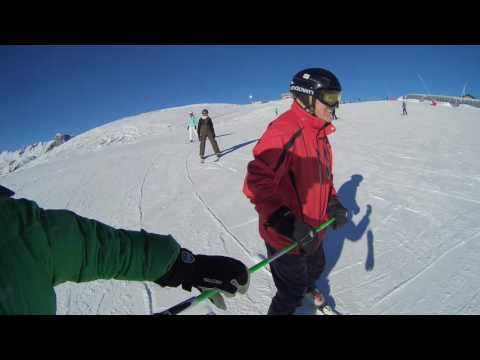 Evolution 2 Val d'Isère - Nico's group 1st of January 2017