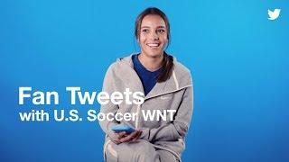 #FanTweets with U.S. Soccer WNT | Twitter