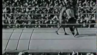 Jack Dempsey vs Tommy Gibbons (Full Film), part 5/5
