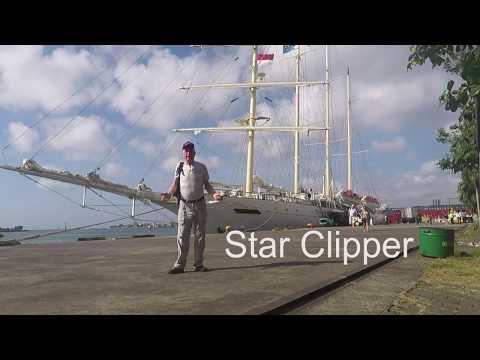Croisières : VIDEO Star Clipper
