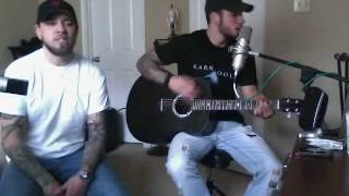 Peter Gabriel In Your Eyes Acoustic Duo Cover Version (Guitar and Vocal)