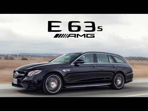 2018 Mercedes-AMG E63S Wagon Review – The Best Car in the World