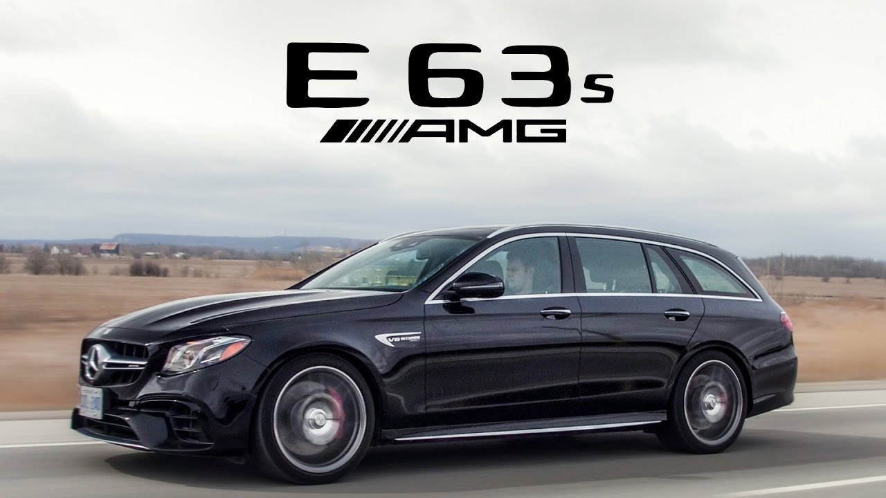 2018 Mercedes Amg E63s Wagon Review The Best Car In The