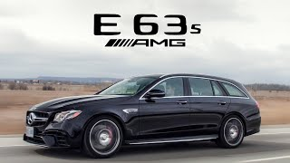 2018 Mercedes-AMG E63S Wagon Review - The Best Car in the World