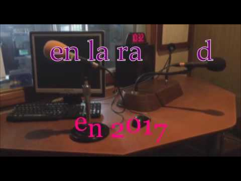 Andrés Carrera en radio redonda 96.9 (como recibir el 2017)