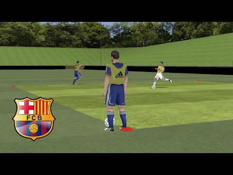 Passing FC Barcelona in the square (Part 4)