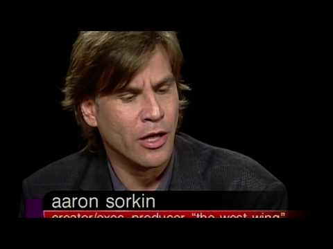 "Aaron Sorkin interview on ""The West Wing"" (2002)"