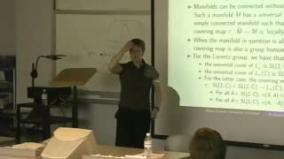 Hilary Greaves - Towards a Geometrical Understanding of the CPT Theorem Thumbnail