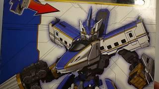 豪宅玩具~1139~TAKARA TOMY TOMICA 鐵道王國 新幹線機器人 變形Robot DXS-03 E7 KAGAYAKI