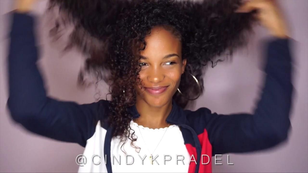 Compilation Idées Coiffures Simples Pour Cheveux Bouclés Longs Mi Longs At Cindykpradel