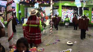 Danza Comparsa Abanquina en el Jardín