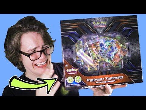 Opening the $250 Pokemon Card Box!