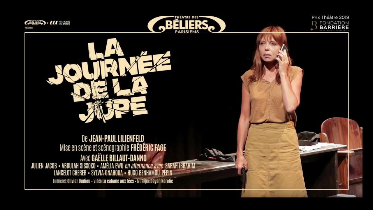 La journée de la jupe - Théâtre des Béliers Parisiens