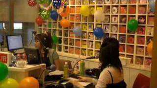 200910/10 FM WING スタジオTAIYO 松井さやか出演:BAKU-GEKI 特番 放送...