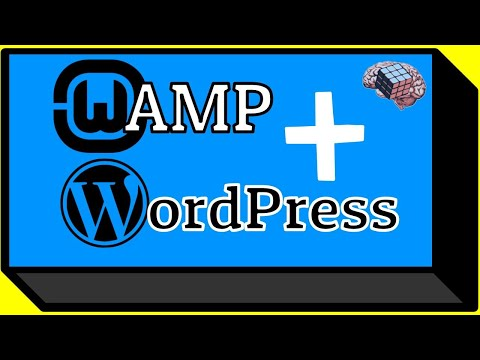WAMP and Wordpress (How to Setup and Install Wordpress using WAMPserver Tutorial)