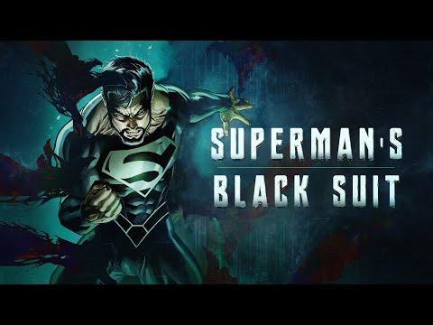 How Superman Got His Black Suit