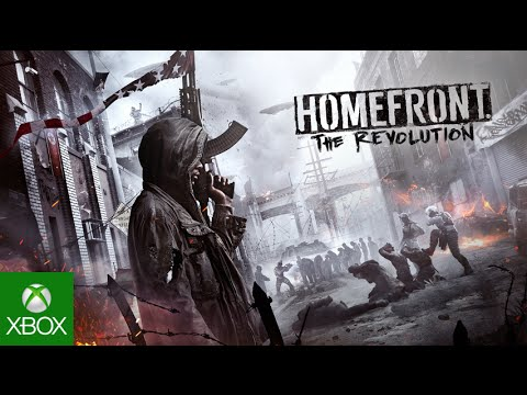 Homefront: The Revolution  'Ignite' Trailer (Official)