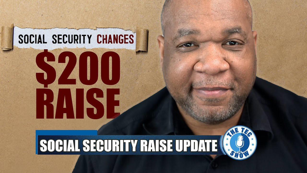 Social Security Changes $20 Per Month Increase + COLA Increase For 20