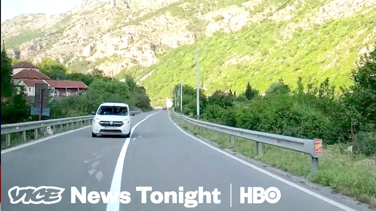 China's One Belt One Road Could Make Or Break This Poor European Country (HBO)
