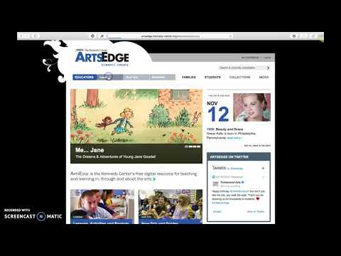 Arts Edge - Check it Out!