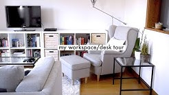 MY WORKSPACE STUDY TOUR » small apartment solutions