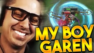 BRINGING MY BOY GAREN BACK!!!