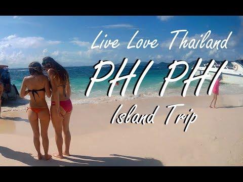 PHI PHI Island amazing  Tour ! A must do tour in phuket  #livelovethailand