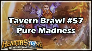 [Hearthstone] Tavern Brawl #57: Pure Madness