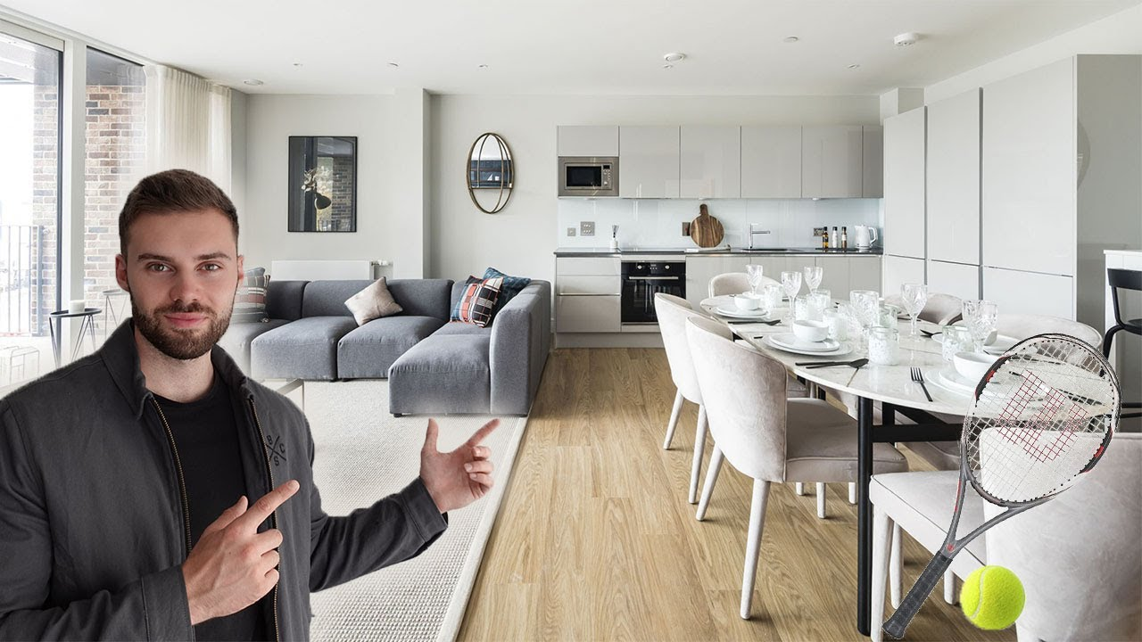 What a £825,000 new build in Wimbledon Grounds looks like (full tour!) 🏡🎾
