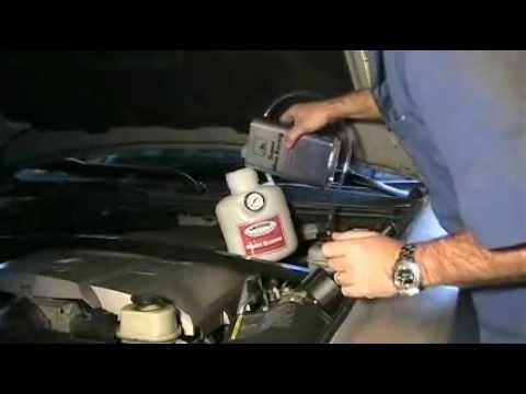 Do it yourself brake bleeding - Motive Products