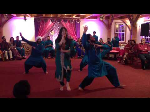 Team Sayedar Mehndi Dance aka